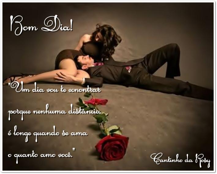 Bom Dia Romantico Para Celular: Cantinho Da Rosy